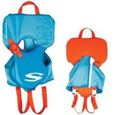 Stearns Infant Hydroprene™ Vest Life Jacket - Up to 30lbs - Blue