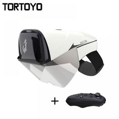 TORTOYO Smart Augmented Reality AR Glasses Virtual Reality 2K FHD 3D Gaming Film Helmet with Bluetooth Remotor for iOS Android  Price: 69.00 & FREE Shipping  #tech|#electronics|#gadgets|#lifestyle Android Notes, Android I, Augmented Reality, Virtual Reality, Mobile Security, Electronics Gadgets, Vr, Bluetooth, Helmet