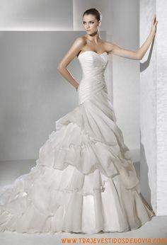 Suiza  Ballgown  Vestido de Novia  La Sposa