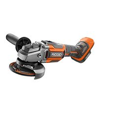 RIDGID introduces the OCTANE Cordless Brushless in. Angle Grinder (Tool-Only). The Brushless in. Angle Grinder delivers unmatched performance in a cordless package. This grinder delivers Power Tool Organizer, Tool Organization, Garage Storage, Tool Storage, Workshop Storage, Diy Storage, Electronic Speed Control, Cordless Power Tools, Angle Grinder