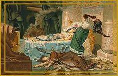 CLEOPATRA,LA ULTIMA REINA DE LA ULTIMA DINASTÍA EGIPCIA, PREFIRIÓ SUICIDARSE A HUMILLARSE ANTE ROMA.