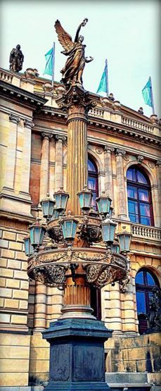 Muse at Rudolfinum concert hall, Prague, Czechia …reépinglé par Maurie Daboux. Places To Travel, Places To See, Visit Prague, Prague Czech Republic, Heart Of Europe, Europe Photos, Budapest, Boat Tours, Bratislava