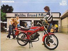 Honda 50ccc.