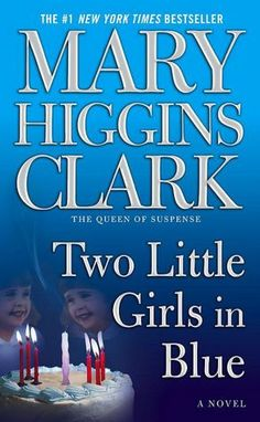 Very good mystery stories written by Mary Higgins Clark.