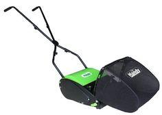 Large Rear Roller Hand Mower 12