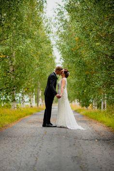 Hääkuvaus / Wedding photography.  Summer Wedding.  Hääkuvaaja.  Linnan Juhlakuva Summer Wedding, Lace Wedding, Wedding Dresses, Wedding Photography, Fashion, Bride Dresses, Moda, Bridal Gowns, Fashion Styles