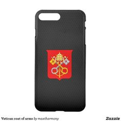 Vatican coat of arms iPhone 7 plus case