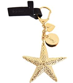 Starfish Key Fob  by Yves Saint Laurent  #Matchesfashion