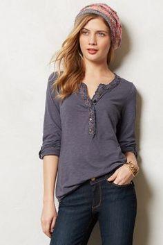 CH - Henley Shirt.