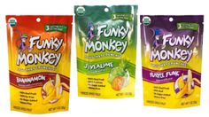 Skinny Mom Approved: Funky Monkey Snacks- Review and Giveaway!