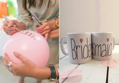 8 Sweet Ideas for You and Your Bridesmaids