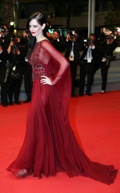 Eva Green | 'The Salvation' Screening at the 67th Annual Cannes Film Festival - May 18, 2014