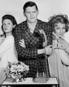 Bewitched - great cast of characters, my favorite was the nosey neighbor