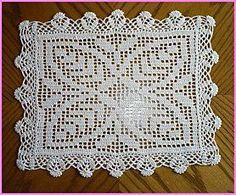 Knit Or Crochet, Filet Crochet, Learn To Crochet, Crochet Doilies, Hand Crochet, Crochet Square Patterns, Crochet Squares, Magazine Crochet, Crochet Projects