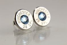 Silver Bullet Earrings for country loving girls! Even more bullet jewelry pieces available! Bullet Earrings, Bullet Jewelry, Stud Earrings, Earring Studs, Country Jewelry, Western Jewelry, Unique Jewelry, Jewelry Ideas, Steampunk Earrings