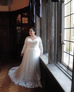 We can make pretty custom plus size wedding dresses for brides with any dsign modifications or preferences they need.  We can also make inspired #weddingdresses that are bassed on a haute couture design but will not have a couture price tag.  For more info please go to www.dariuscordell.com