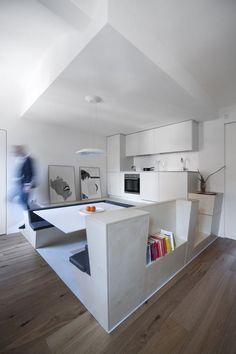 FERMI - Picture gallery #architecture #interiordesign #kitchen