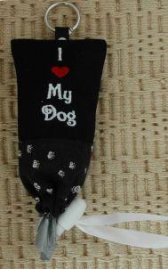 Doggie Doo-ty Bag Holder