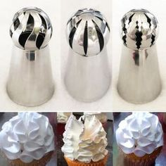 NEW-3pcs-set-Sphere-Ball-Tips-Russian-Icing-Piping-Nozzles-Tips-Pastry-Cupcake