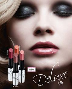 """Deluxe"" Lips:  Aqua Affair Lipstick (11034)  Brillant Lipgloss (11031)  Seduction Lipstick (11033)  Longwear Lipliner (11032)  All this you can find www.lrworldshop.com Lr Beauty, Natural Cosmetics, Lip Liner, Aloe Vera, Lip Gloss, Health And Beauty, Affair, Aqua, Make Up"