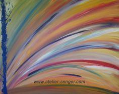 The Many Strings of Life, 92 x 73 cm. Please click here: www.art-senger.com #painting #art #artwork #life Painting Art, Innovation, Inspiration, Mood, Abstract, Artist, Artwork, Pictures, Grateful Heart