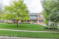 For sale $259,900. 5 Graystone Court, Bloomington, IL 61704