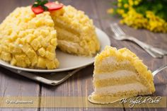 Learn to Make Italian Food Italian Desserts, Italian Recipes, Bakery Recipes, Cooking Recipes, Happiness Recipe, Torte Cake, Pie Dessert, Biscotti, Sweet And Salty