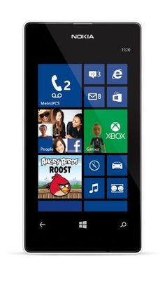 Nokia Lumia 521 GSM Unlocked Windows Smartphone  Black (Certified Refurbished)