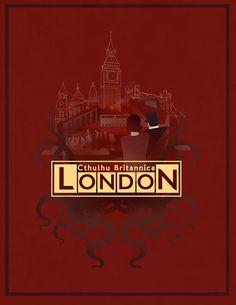 Is this a Cthulhu Britannica London clue?