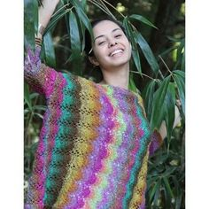Check out Noro Ladies Sweater (Silk Garden Lite) PDF at WEBS   Yarn.com.