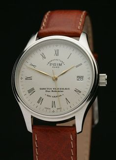Master Horologer: PRIM Watches : The only manufacture made watch brand in Czech Republic