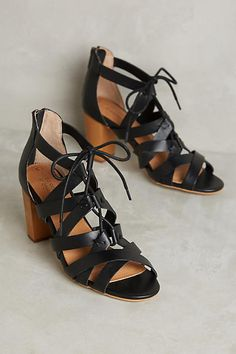 Corso Como Gorgi Heels - anthropologie.com -- graduation shoes???