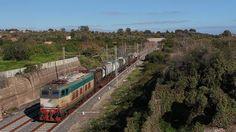 scatti ferroviari in Sicilia