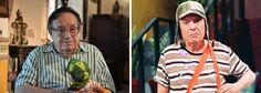 BLOG DO IRINEU MESSIAS: MORRE O ATOR MEXICANO ROBERTO BOLAÑOS, O CHAVEZ
