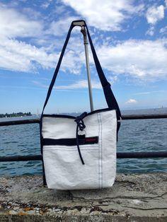 Tasche aus Segel /Segeltuch von rough element