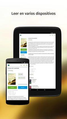 Día del Libro: seis aplicaciones para leer ebooks en smartphones y tablets
