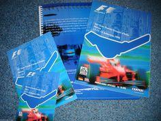 ITALIAN MONZA GRAND PRIX PROGRAMME PRESS MEDIA PACK 1998 JARNO TRULLI BENETTON   eBay
