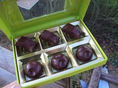 Chocolats de Noêl (Cook'in) -                               La popotte de Vanoche