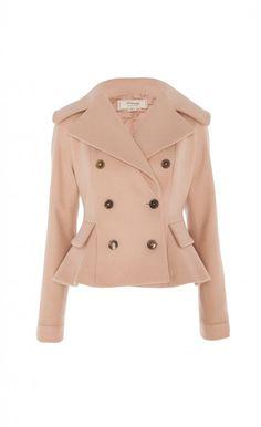 Temperley's Moya wool jacket