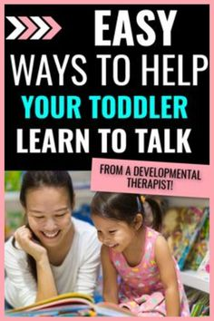 Try these simple ideas and strategies to boost your toddler's language development. They are easy to use during daily routines such as meal and bath or during toddler play time. These tips are from an early childhood teacher. Toddler Play, Toddler Learning, Toddler Language Development, Daily Routines, Early Childhood, Encouragement, Meal, Parenting, Teacher