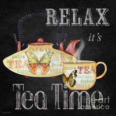 I uploaded new artwork to plout-gallery.artistwebsites.com! - 'Relax-tea Time-jp2627' - http://plout-gallery.artistwebsites.com/featured/relax-tea-time-jp2627-jean-plout.html