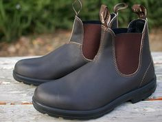 The name says it all. The Blundstone 500 Series Classic Boot is a true classic, providing the wearer with rugged style any time they're pulled on.