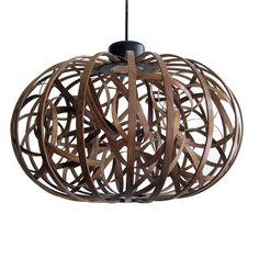 lamps-lamps-lamps:  (via eu.Fab.com | Ribbon Pendant Light Ash)