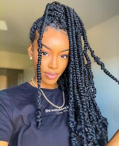 emo hairstyles hairstyles with bangs braid hairstyles hairstyles romantic to cornrows braided hairstyles braided hairstyles hairstyles extensions hairstyles for white girls Box Braids Hairstyles, My Hairstyle, Protective Hairstyles, Protective Styles, Hairstyles For School, Wedding Hairstyles, Cute Hairstyles, Everyday Hairstyles, Popular Hairstyles