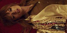 AFTER DARKNESS Photographer Johanna Nyholm Styling Stylist: Pasadena Hellqvist Hair: Sarah jo Palmer using Aveda Make Up: Linda Andersson using Mac Models: Luna Schulze @ supa