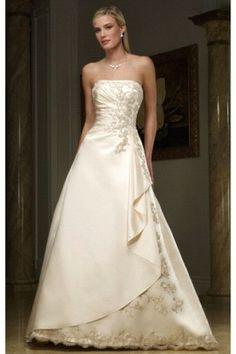 A-Line Wedding Dresses OR3277