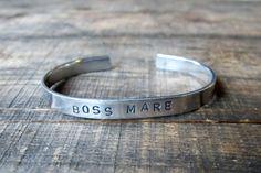 Boss Mare Aluminum Cuff