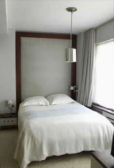 headboard latest + bed spread