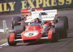 1971 Clay Regazzoni (Ferrari 312B2)