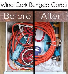 Put All Your Wine Corks To Good Use By Turning Them Into Bungee Ties